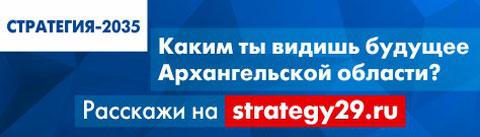 Разработка Стратегии 2035 Архангельской области