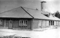 На фото: первое здание музыкальной школы по ул. Лесная. 1961  год