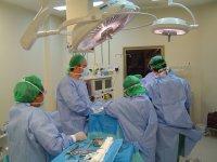 Об оказании хирургической помощи жителям Мирного