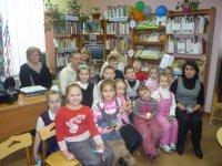 Пир горой у Винни-Пуха в Детской библиотеке!