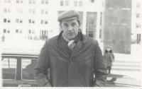 Советский поэт Роберт Рождественский