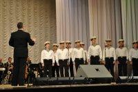 Концерт ансамбля Северного флота в ГДО