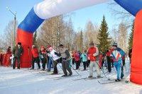 Лыжня России-2012