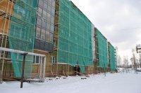Новые фасады домов в 2012 году