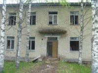 Здание штаба инв. № 39