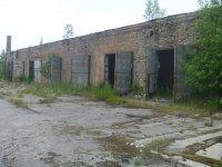 Здание гаража  инв. № 11