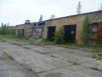 Здание гаража  инв. № 12