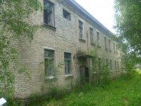 Здание казармы  инв. № 34
