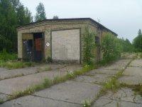 Здание склада  инв. № 6