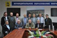 Торжественный прием ветеранов военной службы космодрома «Плесецк»