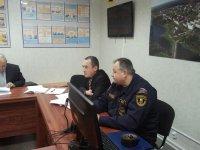 Командно-штабная тренировка по ликвидации «аварий» на объектах ЖКХ