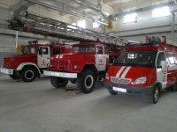 Наши пожарные служат «как белые люди»