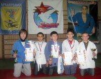 Традиционный турнир на призы «ШиК» среди юношей по дзюдо в Архангельске
