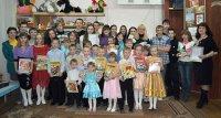 Добрая традиция - подарки от друзей на День ребенка