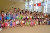 XV Открытое первенство города Мирного и космодрома «Плесецк» по художественной гимнастике