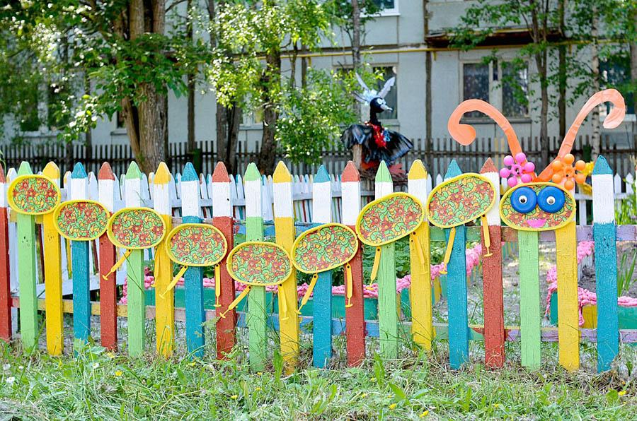 Тематические площадки в детском саду своими руками 93