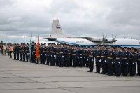 55-летие со дня образования в/ч 34185 и День Воздушного флота России отметили на аэродроме космодрома «Плесецк»