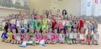 Первенство Детско-юношеской спортивной школы по художественной гимнастике «Краса осени»