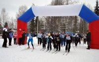 Лыжня России – 2014