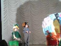 Архангельский театр кукол привез к нам свою «Щучу»