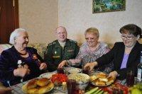 Радость ветерана