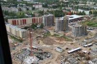 В Мирном теперь есть улица Космонавтов