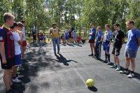 День рождения - праздник спорта