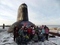 Мирный-Северодвинск-Архангельск-Мирный