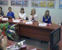 Ксения Измайлова и Елизавета Титова представят город в области!