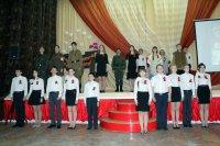 Песни в солдатской шинели