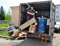 Утилизация ртутьсодержащих отходов