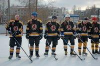 Выходные под флагом хоккея!
