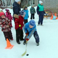 Олимпийские игры в детском саду