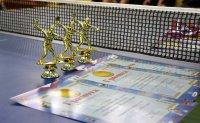 Чемпионат города по настольному теннису