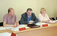 Заседание городского Совета депутатов Мирного