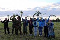 VIII открытый молодежный слет туристов, посвященный 59-летию Космодрома Плесецк и города Мирный