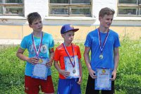 Восемнадцать медалей июня