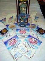 Из солнечной Болгарии с очередными наградами
