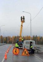 Путепроводу - свет и безопасность!