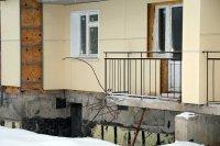 Замороженный дом