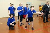 Юные, спортивные, активные