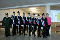 Карабинеры из Мирного показали свое мастерство в областном центре