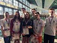 Накал борьбы на Чемпионате Архангельской области по плаванию