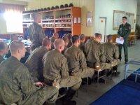 Военные прокуроры приняли участие в месячнике «Армия против наркотиков»
