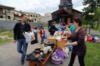 Ярмарка добра в Мирном
