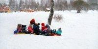 Игровая программа «Снежные забавы»