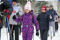 Уступите лыжню!
