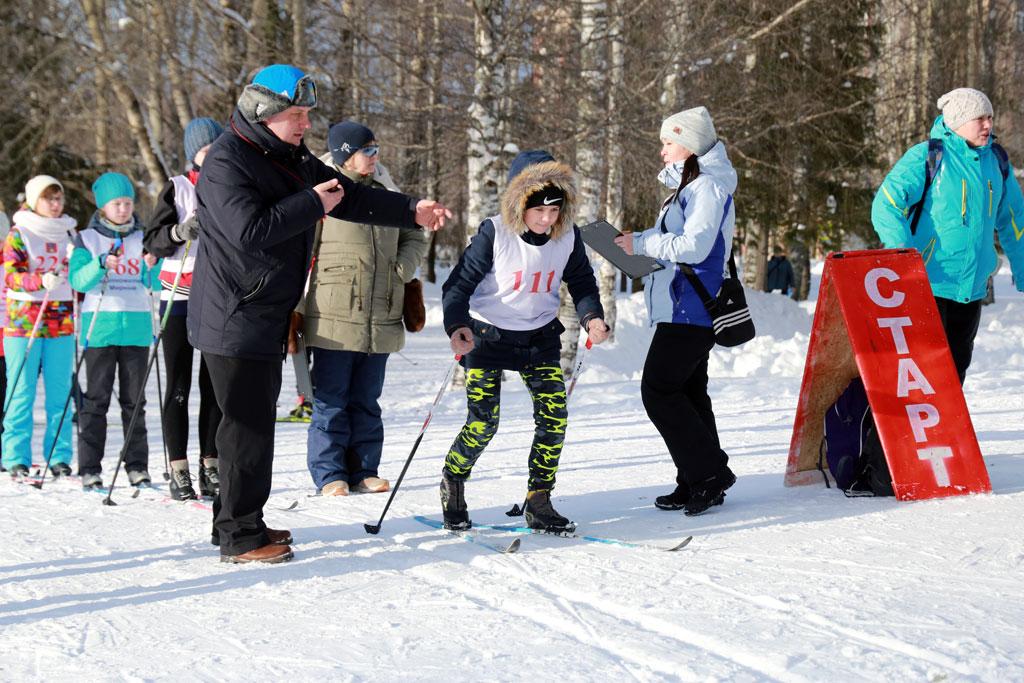 В Щиграх на лыжню выйдут школьники