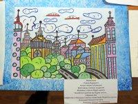 Любимый город в рисунках