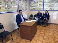 Совещание с председателями Советов МКД